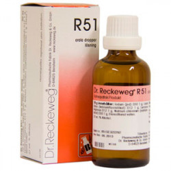 Dr. Reckeweg R 51 , 50 ml