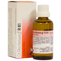 Dr. Reckeweg R 81, 50 ml.