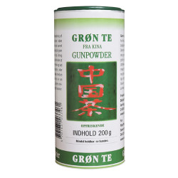Grøn Te Gunpowder (200 gr)
