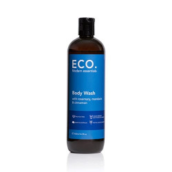 ECO. Body Wash Rosmarin, Mandarin & Kanel (500 ml)