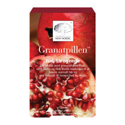 New Nordic Granatpillen (30 tabletter)