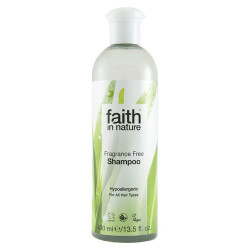 Faith in nature Fragrance Free Shampoo - 400ml