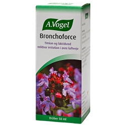 Bronchoforce, 100 ml.