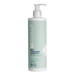MDerma MD21 Carbamide Body Lotion 5% (400 ml)