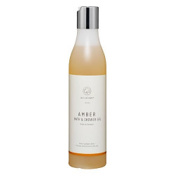 Amber Bath & Shover gel - 250 ml.