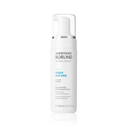 Refreshing cleansing mousse AquaNature (150 ml)
