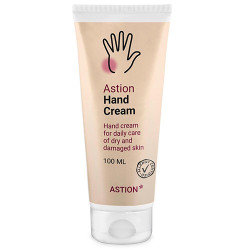 Astion Hand Cream Dry And Damaged Skin - 100 ml