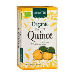 Fredsted The Quince Tea Ø - 24 g.