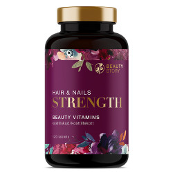 BeautyStory Hair & Nails Strength (120 tab)