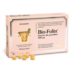 Bio-Folin (180 tabletter)