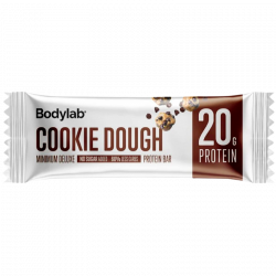 Bodylab Minimum Deluxe Proteinbar Chocolate Chip Cookie Dough (65 g)