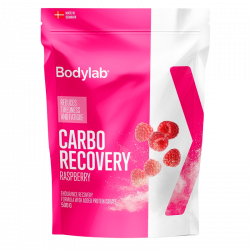 Bodylab Carbo Recovery Raspberry - 500 g