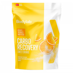 Bodylab Carbo Recovery Sweet Orange - 500 g
