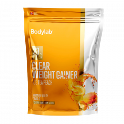 Bodylab Clear Weight Gainer Ice Tea Peach - 1500 g