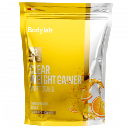Bodylab Clear Weight Gainer Sweet Orange (1500 g)