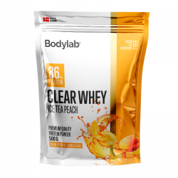 Bodylab Clear Whey Ice Tea Peach - 500 g