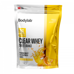 Bodylab Clear Whey Sweet Orange - 500 g