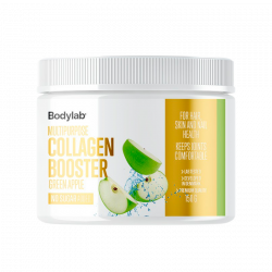 Bodylab Collagen Booster Green Apple (150 g)