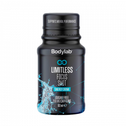 Bodylab Limitless Focus Shot Energy Drink (60 ml)
