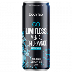Bodylab Limitless Mental Performance Energy Drink (330 ml)