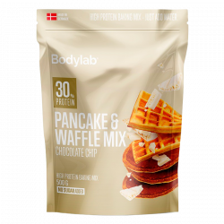Bodylab Pancake White Chocolate - 500 g