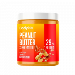 Bodylab Peanut Butter Super Smooth - 1000 g