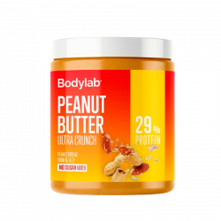 Bodylab Peanut Butter Ultra Crunch - 1000 g