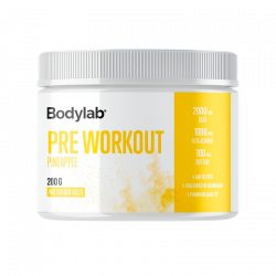 Bodylab Preworkout Pineapple (200 g)