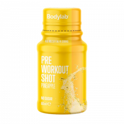 Bodylab Pre Workout Shot Pineapple (60 ml)