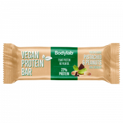 Bodylab Vegan Bar Pistachio - 40 g