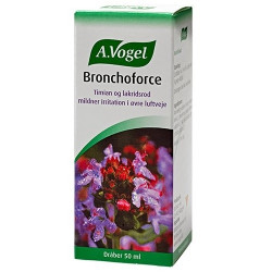Bronchoforce, 50 ml.