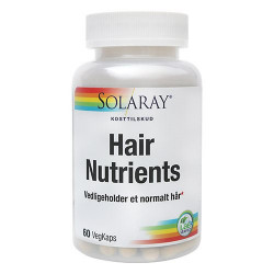 Solaray Hair Nutrient (60 kap)