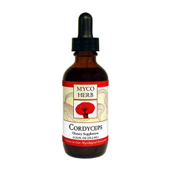MycoHerb Cordyceps (60 ml)