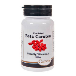 Beta Carotene (100 Kap)