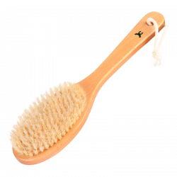 Croll & Denecke Bath Brush Beech Wood - 1 stk