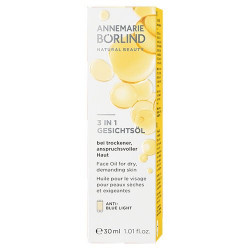 Annemarie Börlind 3 in 1 Face Oil (30 ml)