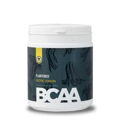 BCAA Exotic Lemon Plantforce - 300 g.