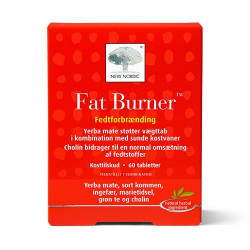 New Nordic Fat Burner (60 kap)
