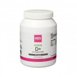 NDS FoodMatriX D3+ - 90 Tab (D vitamin)