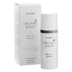Day no. 1 Naturel dagcreme Organic Boost 50 ml.