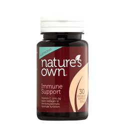 ature's Own Immune Support med beta-glucan