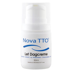 Nova TTO let dagcreme - 50 ml.