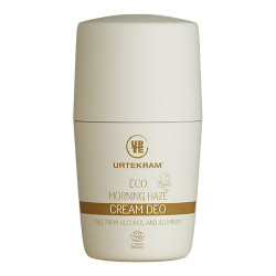 Urtekram Morning Haze Creme Deo Roll-on - 50 ml