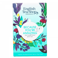 English Tea Shop Because You're Amazing Ø (20 breve)