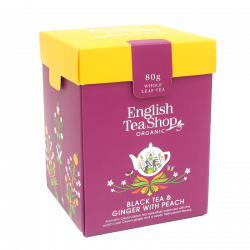 English Tea Shop Black Tea & Ginger Ø (80 g)