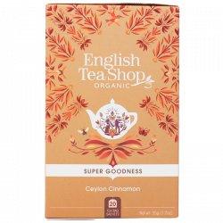 English Tea Shop Ceylon Cinnamon Ø (20 breve)