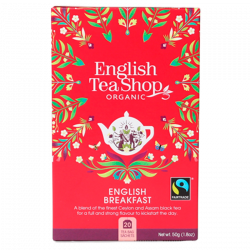 English Tea Shop English Breakfast Ø (20 breve)