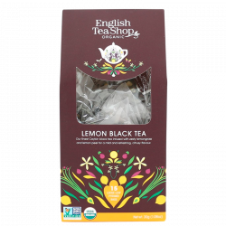 English Tea Shop Lemon Black Tea Ø (15 stk)