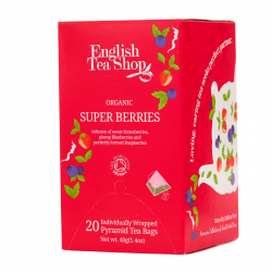 English Tea Shop Super Berries Ø (20 stk)