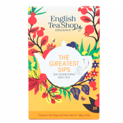 English Tea Shop The Greatest Sips Ø (20 breve)